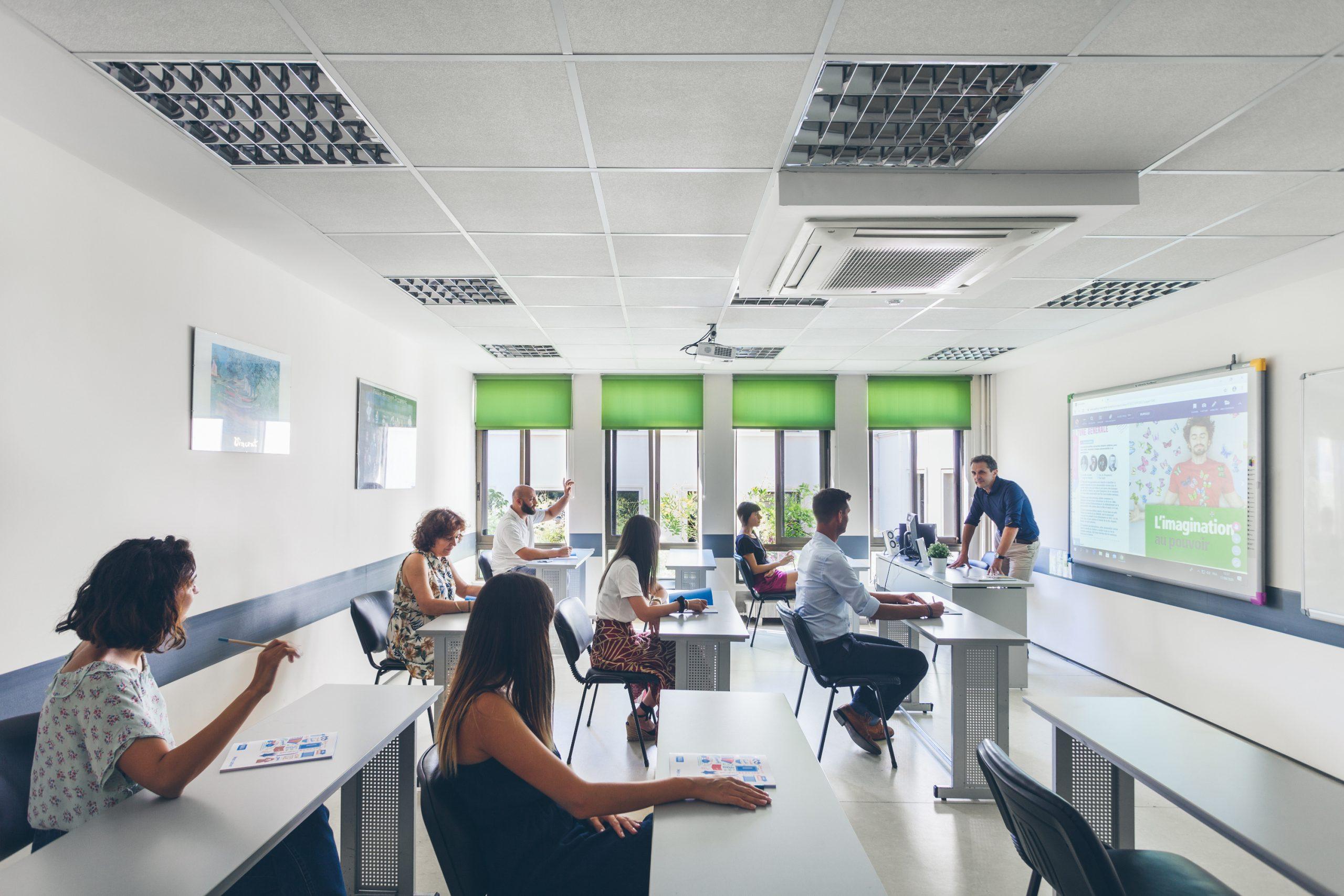 Θέσεις εργασίας για καθηγητές/ριες γαλλικών στο Γαλλικό Ινστιτούτο