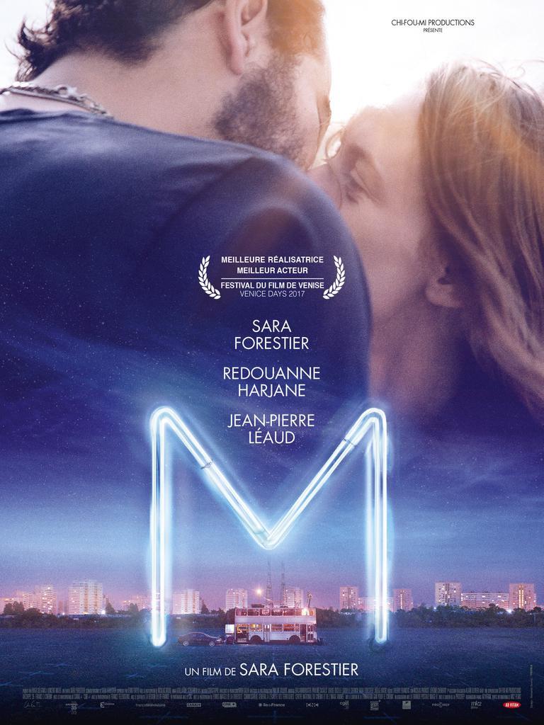 Vendredis Cinéma : M de Sara Forestier