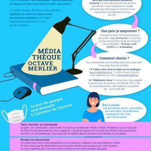 Médiathèque Octave Merlier : Prêts « sur commande »