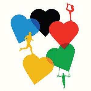 En route vers 2024 ! Célébrons les valeurs de l'Olympisme et découvrons les Jeux Olympiques de Paris 2024 !