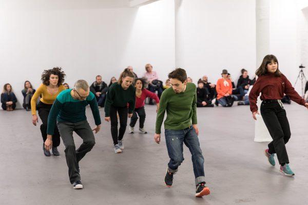 Transition   Enter Communities of Body: Résidence Internationale de Danse Communautaire