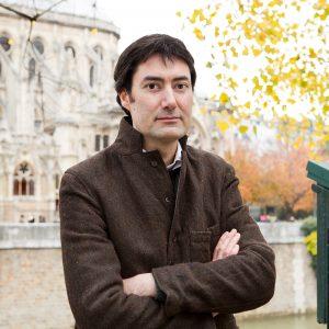Οι γαλλικές λέξεις: Συνάντηση με τον συγγραφέα Alexis Ragougneau