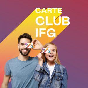 Club IFG : offres du mois d'octobre 2021