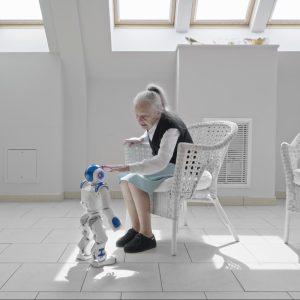 «Η χρονιά του ρομπότ»: προβολή ντοκιμαντέρ και συζήτηση